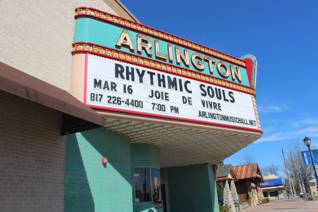 Our very own Arlington Music Hall
